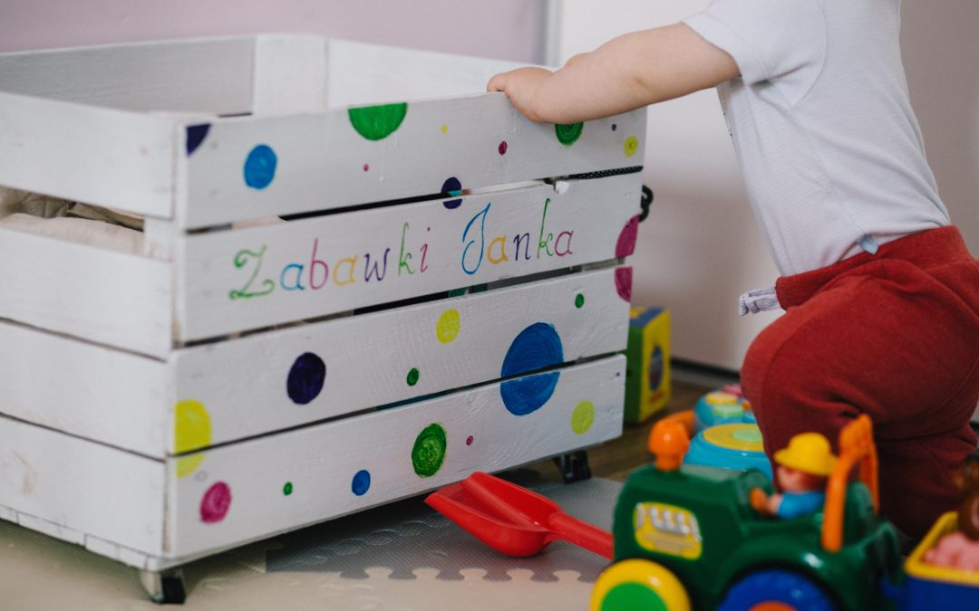 The Best Toy Storage Ideas for Playroom Clutter