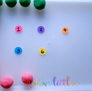 DIY Dot Sticker Activity