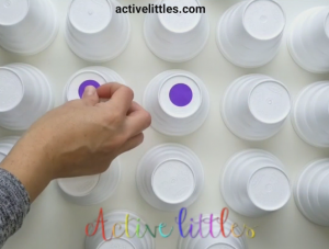 Early Learning Math Games DIY at home
