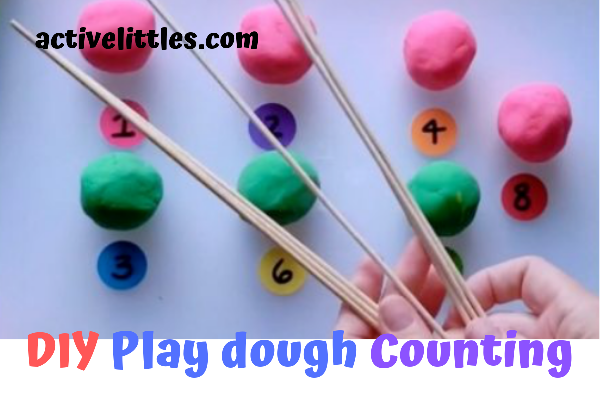 DIY Counting Game