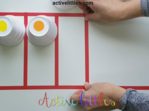DIY Simple Math games kids activities
