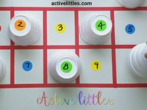 math games for preschool and kindergarten at home