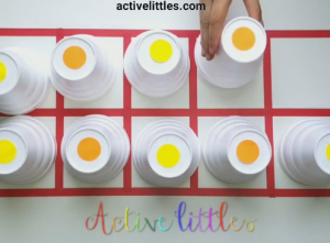 math game diy simple fun for early learning