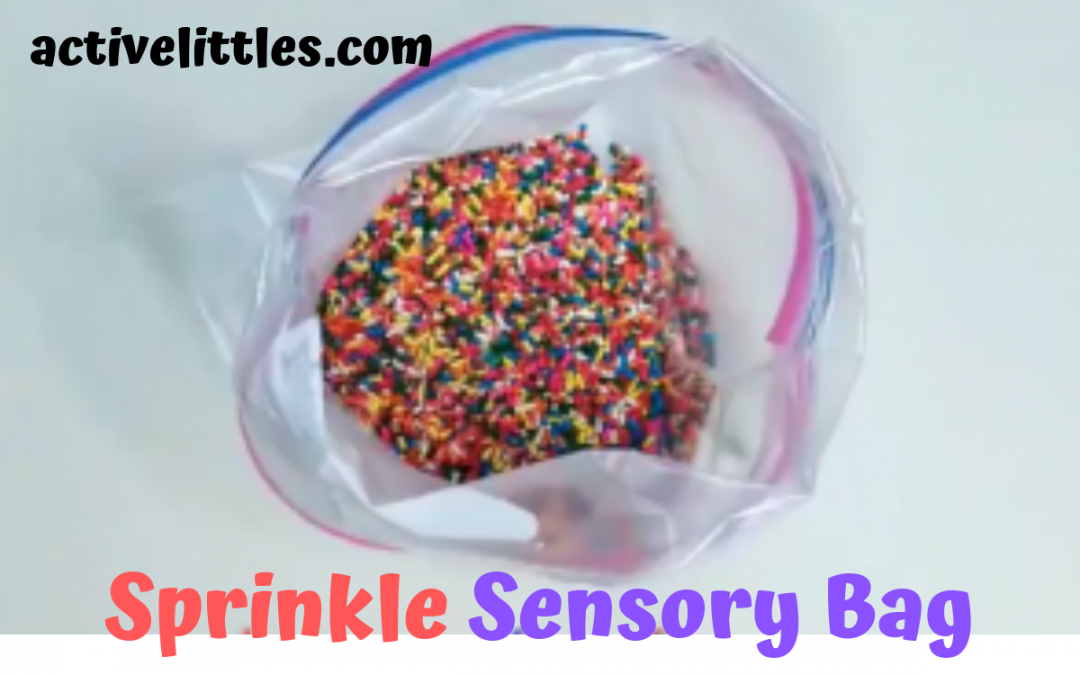 Simple Sprinkle Sensory Bag