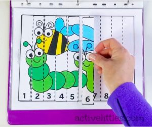 Activity Binder Preschool