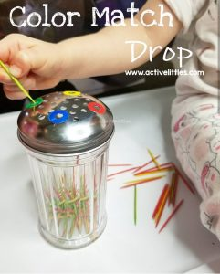 dot sticker activities for early learners