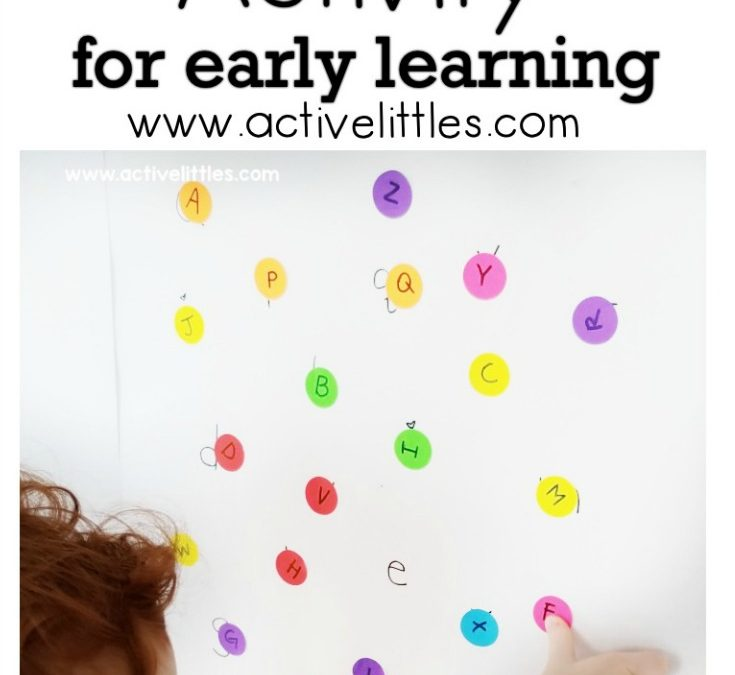 16 Dot Sticker Activities at Home for Early Learning