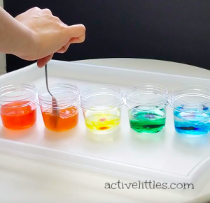 Simple Science Experiments for Preschoolers - Active Littles