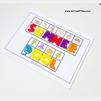 free worksheets for kindergarten