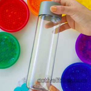 how to make a sensory bottle for kids