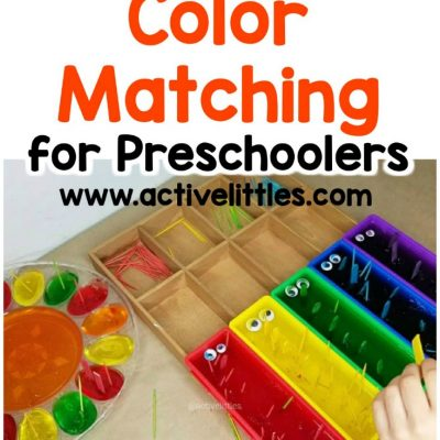 monster colour matching games for preschool