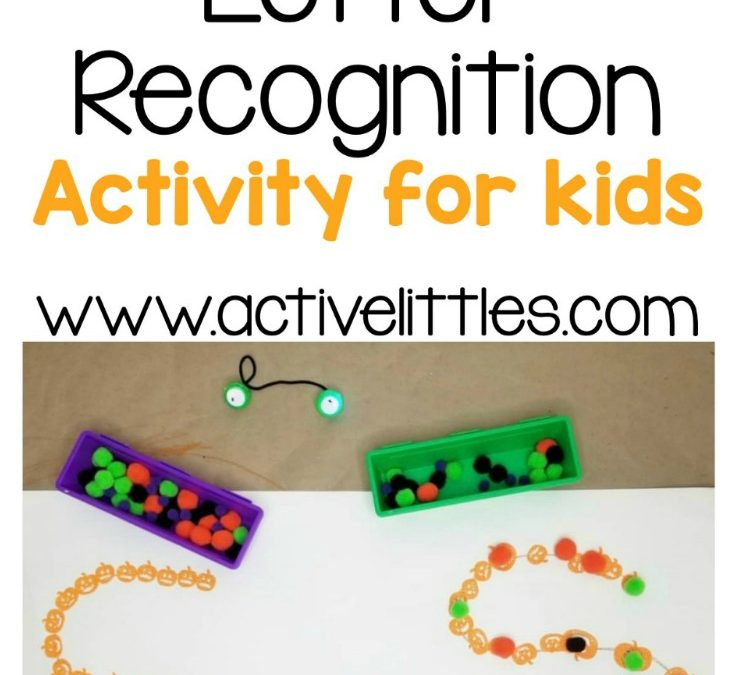 Pumpkin Letter Recognition Activity