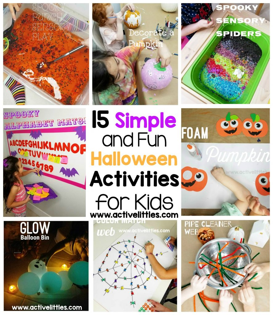 15 simple and fun halloween activities for kids