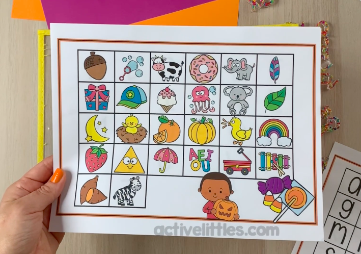 early childhood education printables