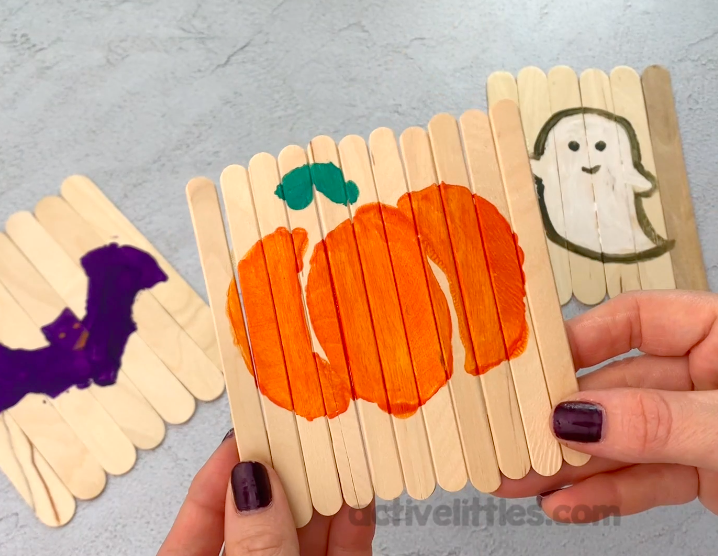 halloween activities for kids at home
