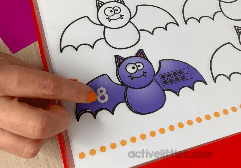 halloween interactive binder