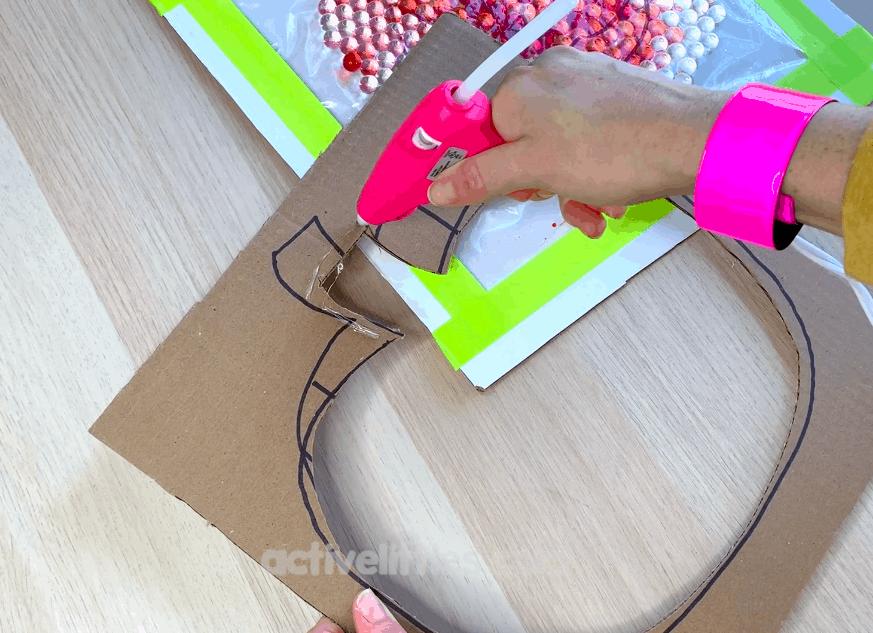 halloween sensory bag for preschoolers