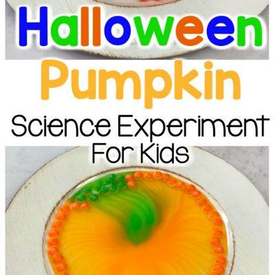 halloween stem activity for kids