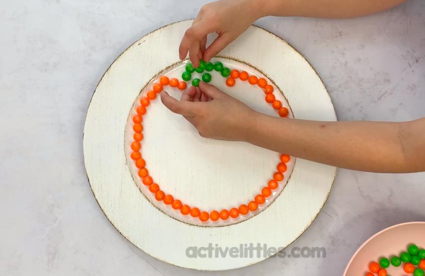 pumpkin activity for kindergarten