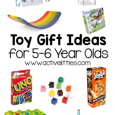 5-6 Year old toy gift ideas