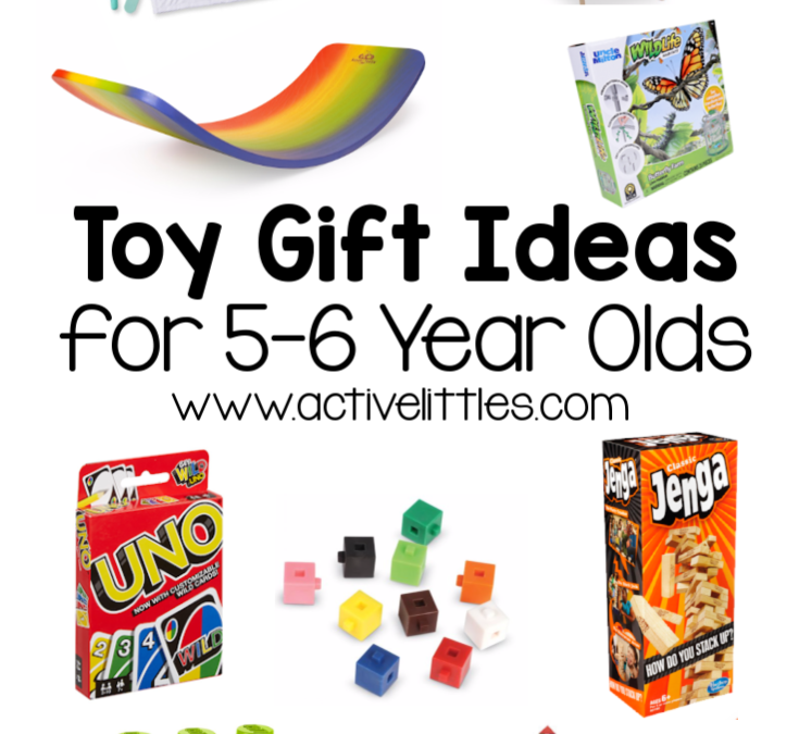 Best Toy Gifts for 5-6 year olds
