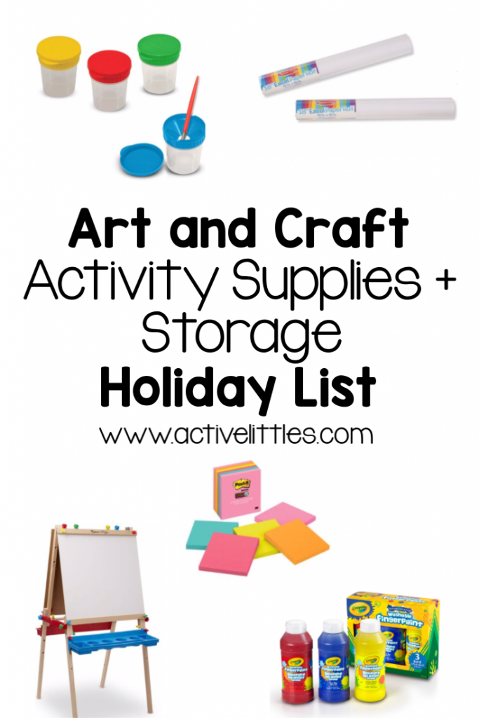 Art and Craft gift ideas