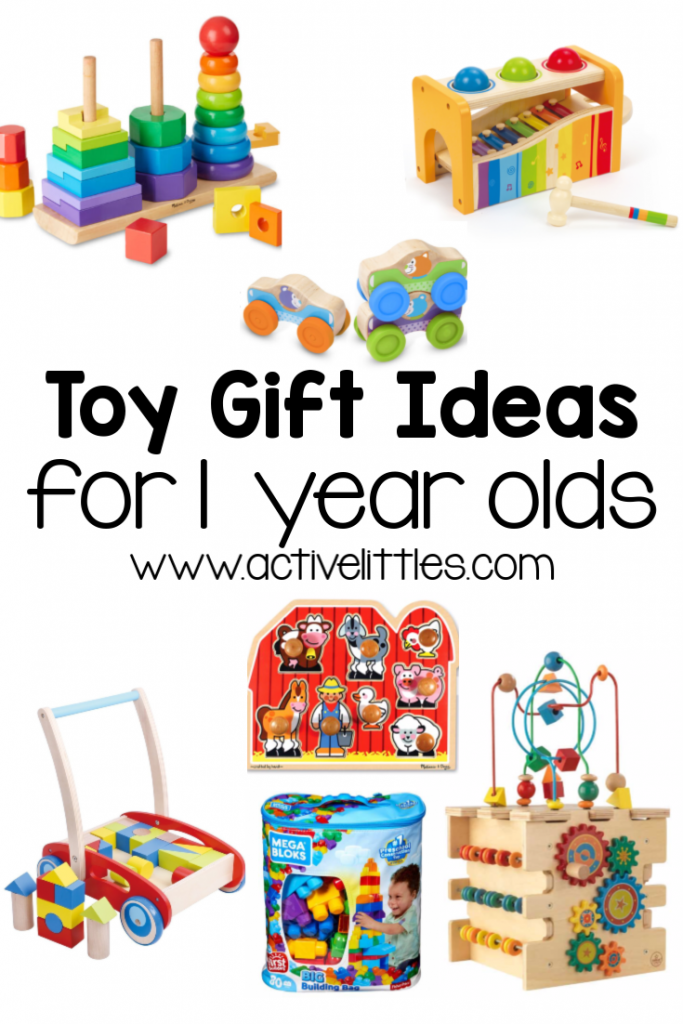 Toy gift ideas for 1 year old