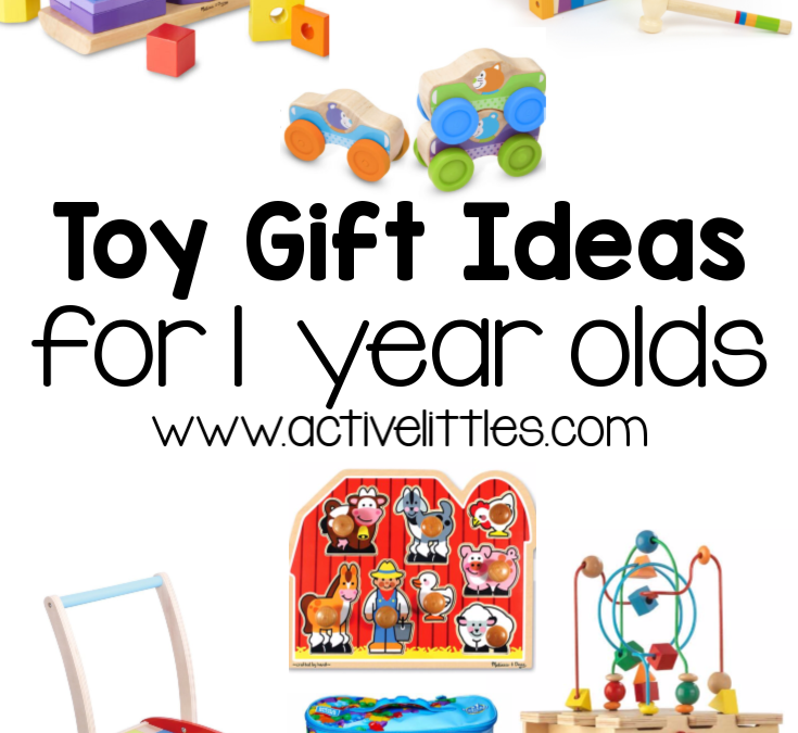 Best Toy Gift Ideas for 1 year olds