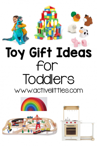 Best Toy Gift Ideas for Toddlers