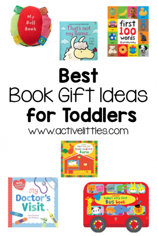Best Book Gift Ideas for Toddlers