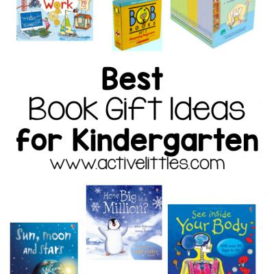 best book gift ideas for kindergarten