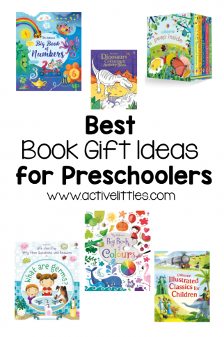 Best Book Gift Ideas for Preschool