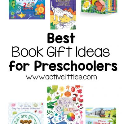 book gift guide for preschool