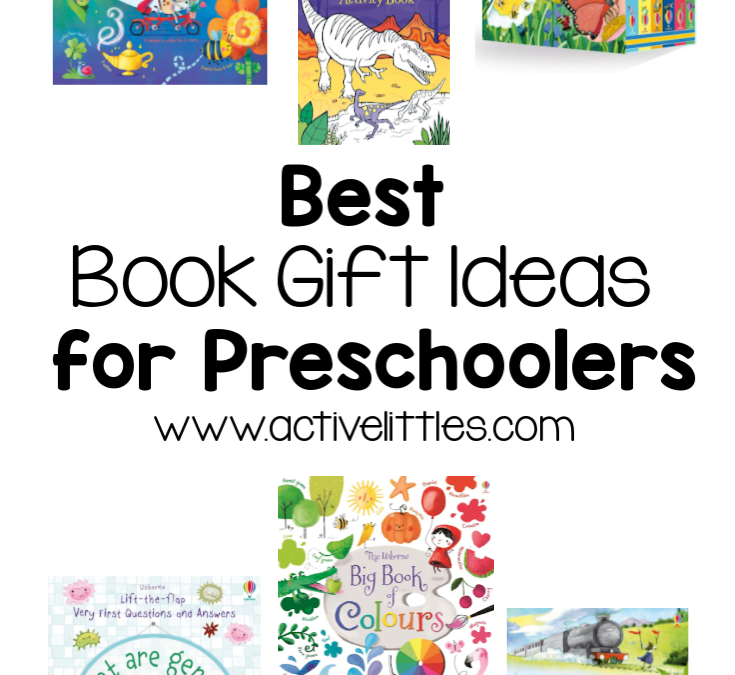 Best Book Gift Ideas for Preschool