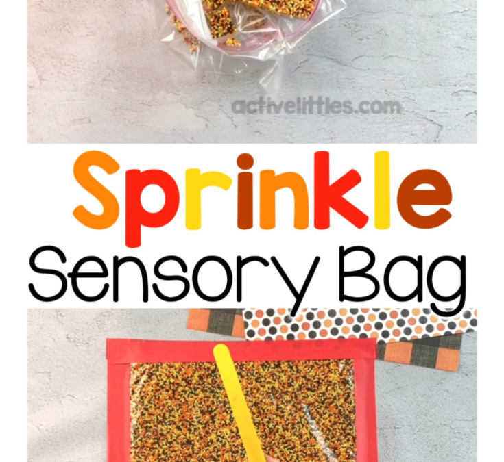 Easy Sprinkle Sensory Bag