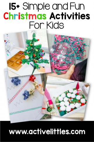 15+ Simple and Fun Christmas Activities for Kids