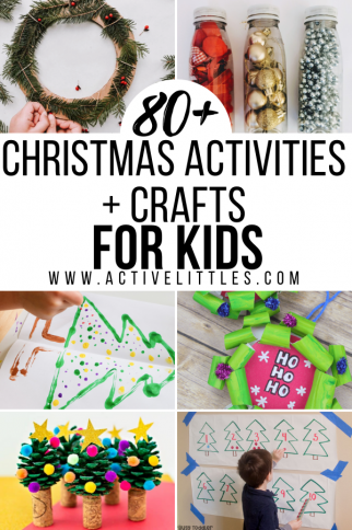 80+ Christmas Activities and Crafts for Kids