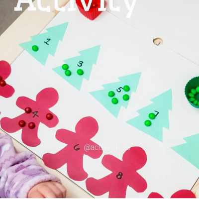 Christmas Counting Activity