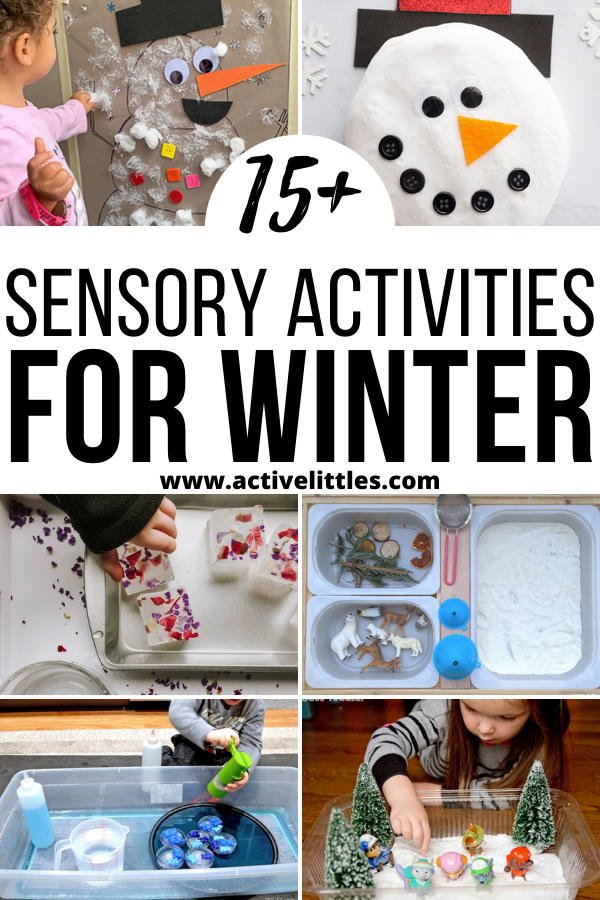 Sensory Activities for Winter