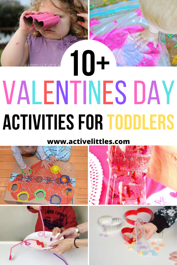 Toddler Valentines Day Activities