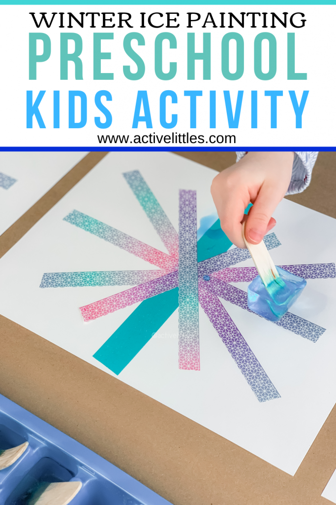 ice activites for kids