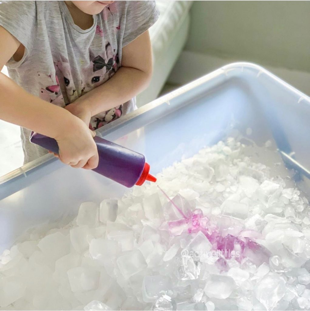 indoor ice activities for children