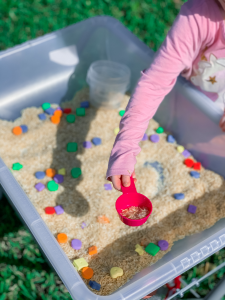 sensory play activities for toddlers