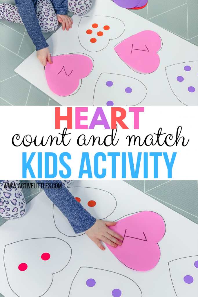 heart count and match activity