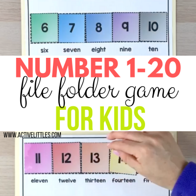 numbers and more printables for kids