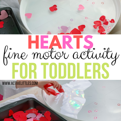 simple fine motor activity for toddlers