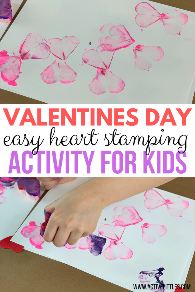valentineas day activity for kids