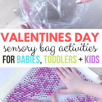 valentines sensory play ideas