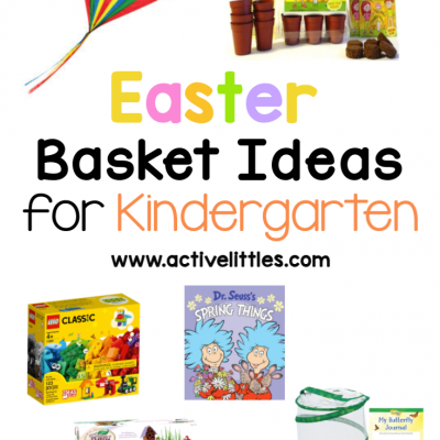 Easter Gift Ideas for Kindergarten