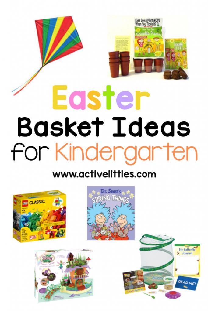 Easter Gift Ideas for Kindergarten